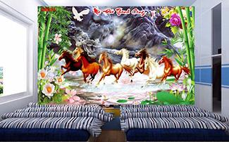 Tranh Mã Đáo Thành Công - 28031