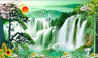 Tranh Sơn Thủy - 10549