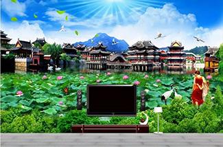 Tranh Sơn Thủy -11195