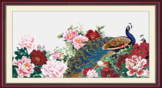 Tranh Rồng Phượng - CP67115