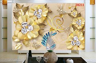 Tranh Hoa 3D - 28211