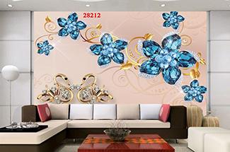 Tranh Hoa 3D - 28212