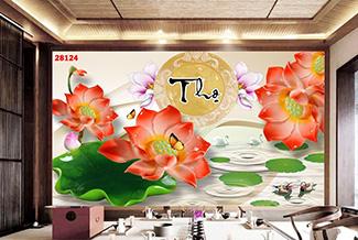 Tranh 3D Giả Ngọc - N30126