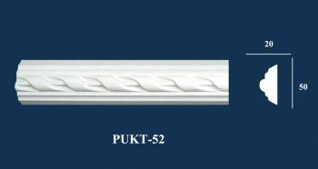 Chỉ Nẹp Hoa Văn Trang Trí - PUKT-52