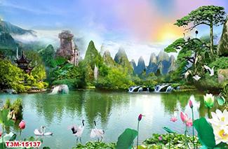 Tranh Sơn Thủy - ST30510