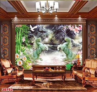 Tranh Dán Tường 3D - HD692