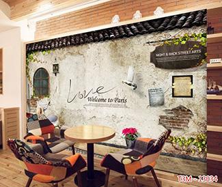 Tranh Quán Cafe Bar - CB1194