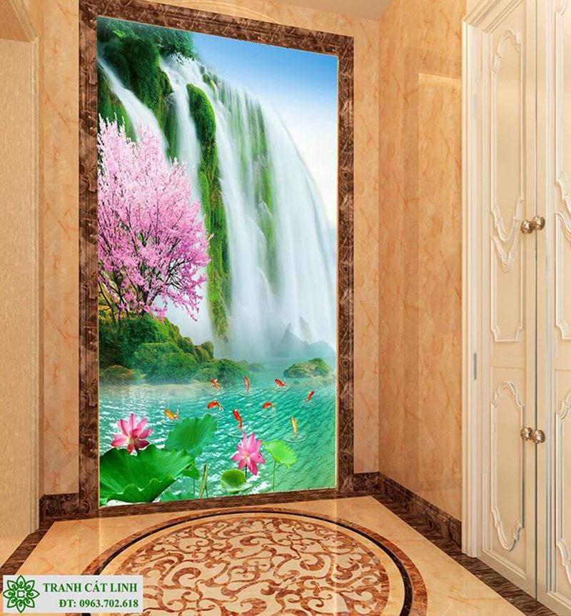 Tranh Sơn Thủy - ST0283