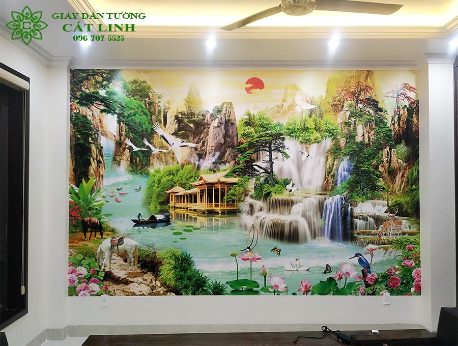 Tranh Sơn Thủy - 2019