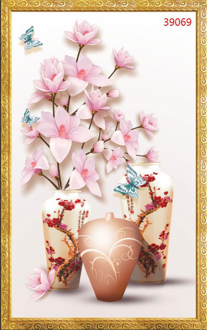 Tranh Bình Hoa - 39069