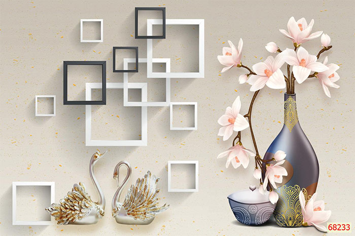 Tranh Bình Hoa - 68233