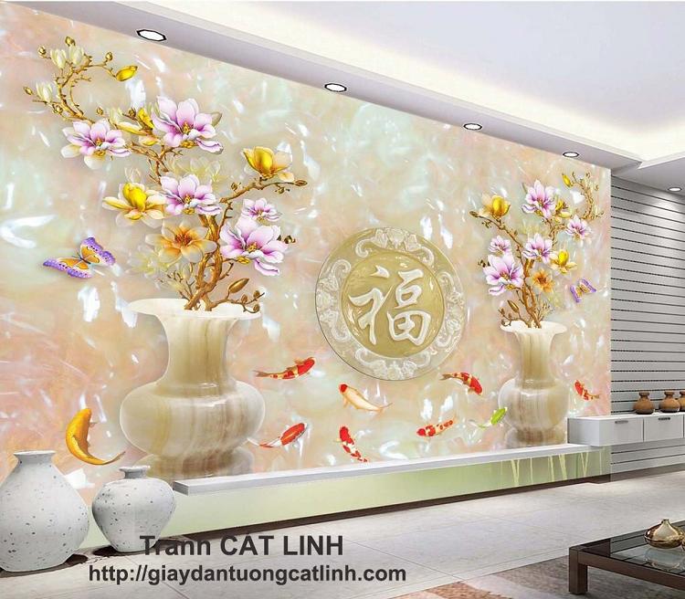 Tranh Hoa 3D - TH30514