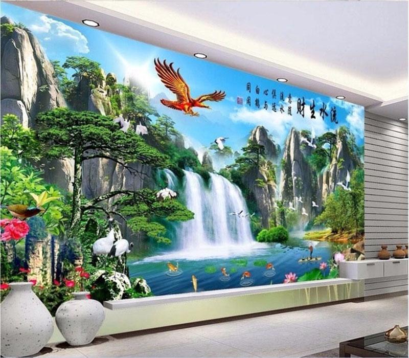 Tranh Sơn Thủy - ST30514