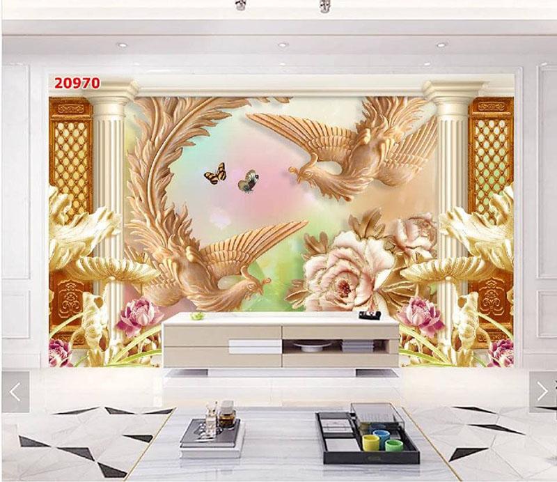Tranh 3D công phượng - CP292