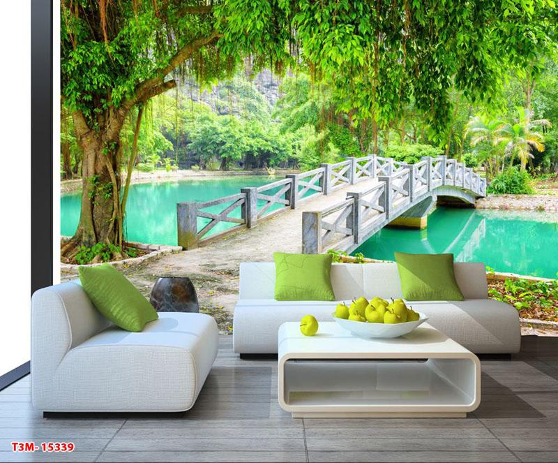 Tranh Phong Cảnh 3D - PC2501