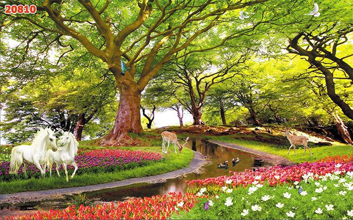 Tranh Ngựa | Tranh Mã Đáo Thành Công - 20810