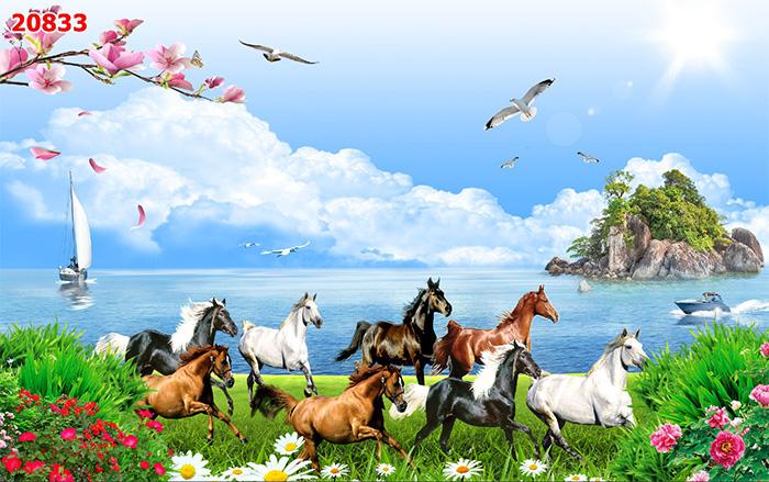 Tranh Ngựa | Tranh Mã Đáo Thành Công - 20833
