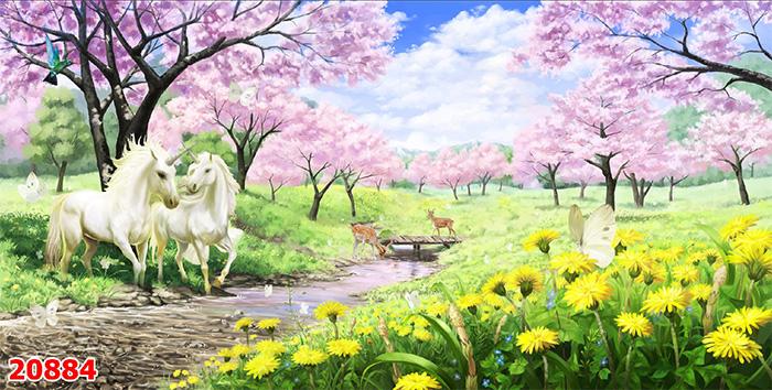 Tranh Ngựa | Tranh Mã Đáo Thành Công - 20884