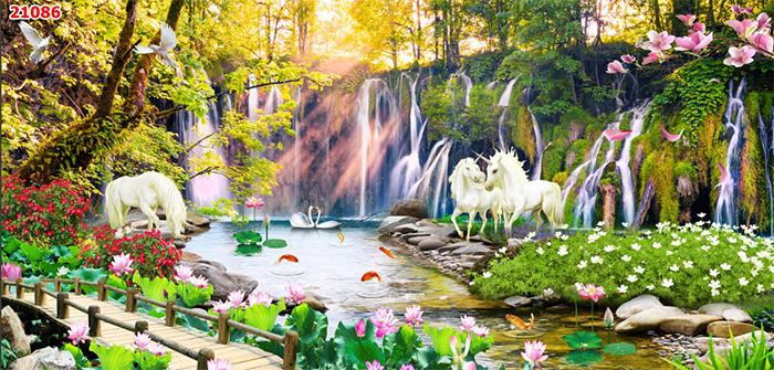Tranh Ngựa | Tranh Mã Đáo Thành Công - 21086