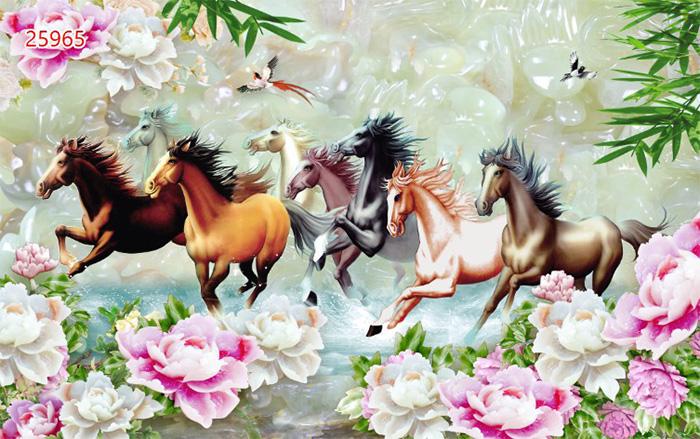 Tranh Ngựa | Tranh Mã Đáo Thành Công - 25965