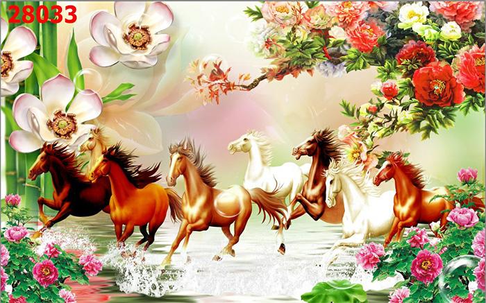 Tranh Ngựa | Tranh Mã Đáo Thành Công - 28033