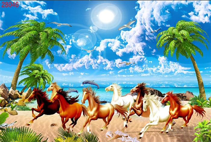 Tranh Ngựa | Tranh Mã Đáo Thành Công - 28046