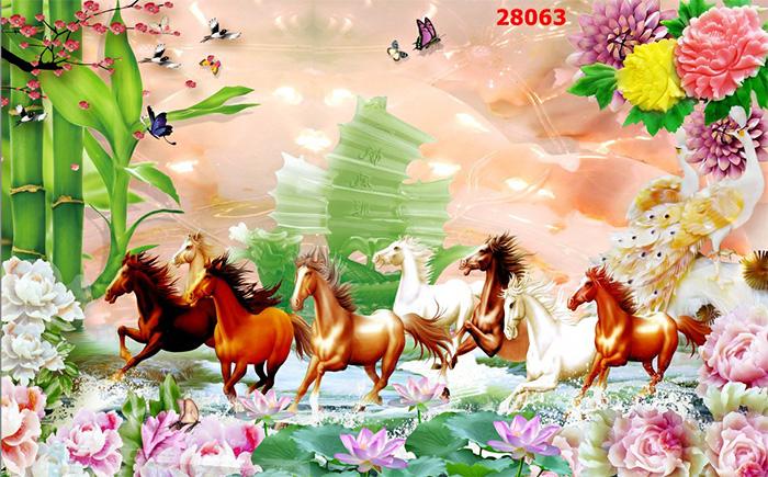 Tranh Ngựa | Tranh Mã Đáo Thành Công - 28063