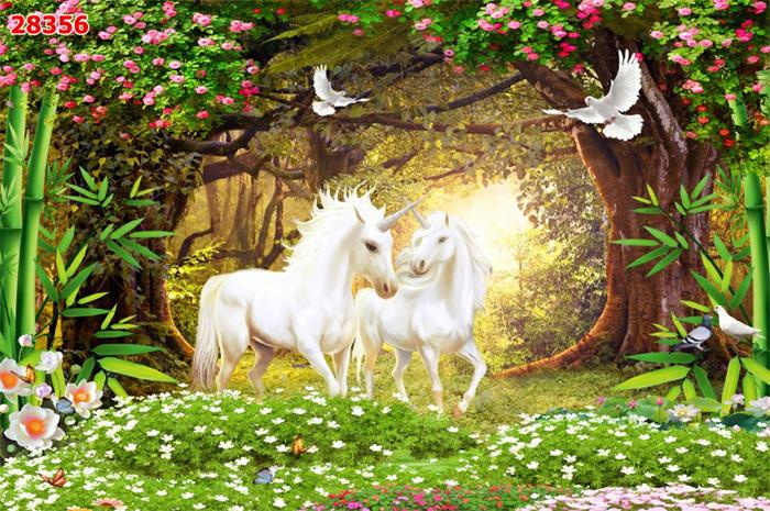 Tranh Ngựa | Tranh Mã Đáo Thành Công - 28356