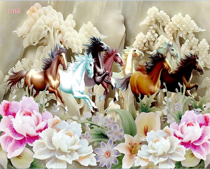 Tranh Ngựa | Tranh Mã Đáo Thành Công - 32155