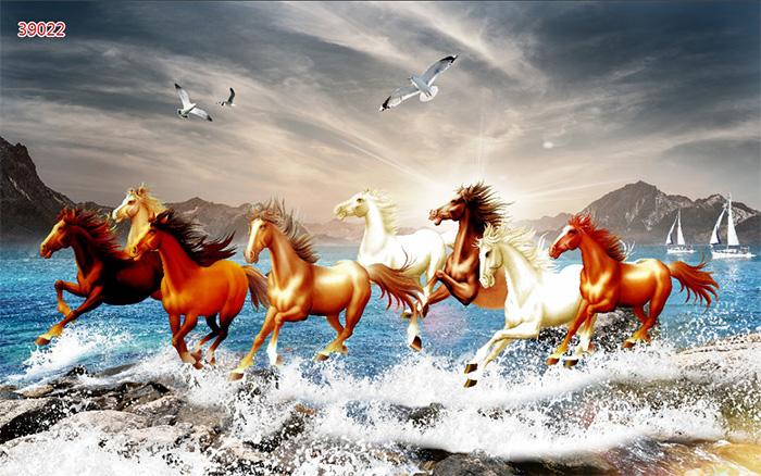 Tranh Ngựa | Tranh Mã Đáo Thành Công - 39022