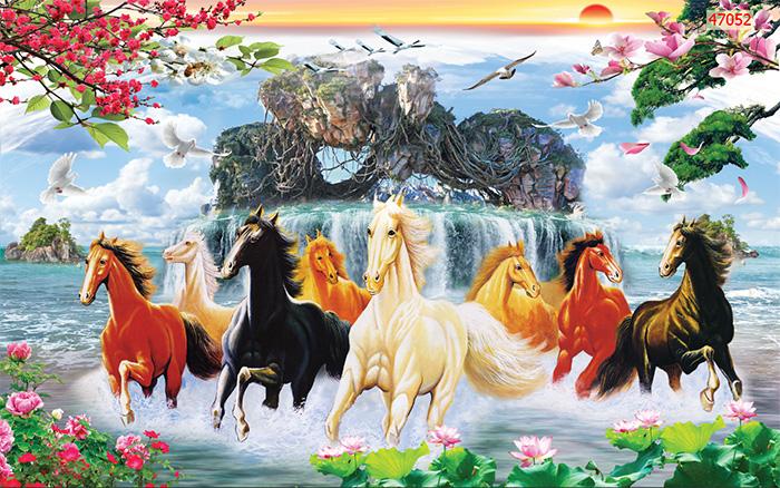 Tranh Ngựa | Tranh Mã Đáo Thành Công - 47052