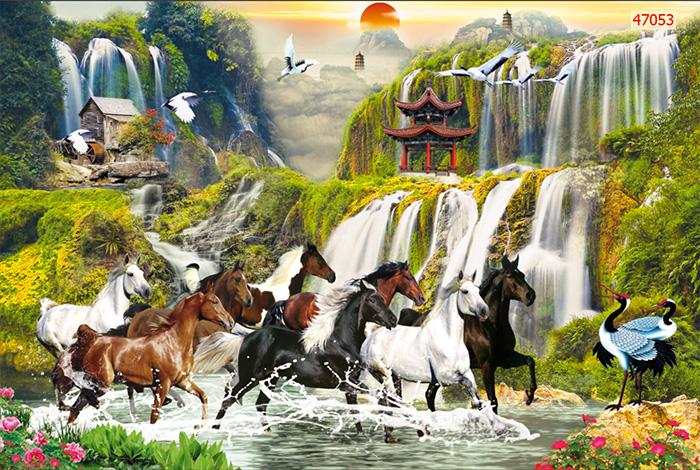 Tranh Ngựa | Tranh Mã Đáo Thành Công - 47053