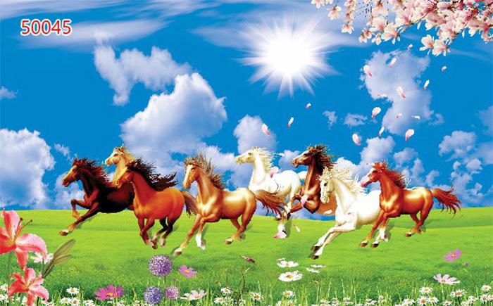 Tranh Ngựa | Tranh Mã Đáo Thành Công - 50045