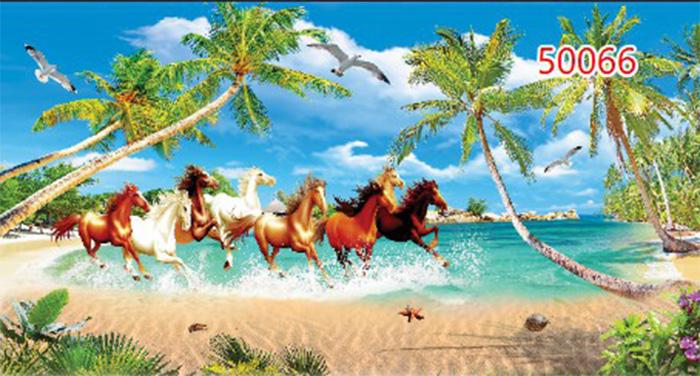 Tranh Ngựa | Tranh Mã Đáo Thành Công - 50066