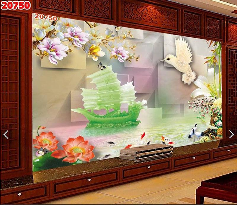 Tranh Ngọc 3D - TC692
