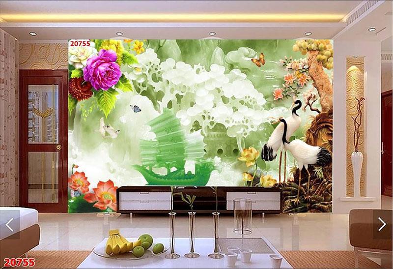 Tranh Ngọc 3D - TC691
