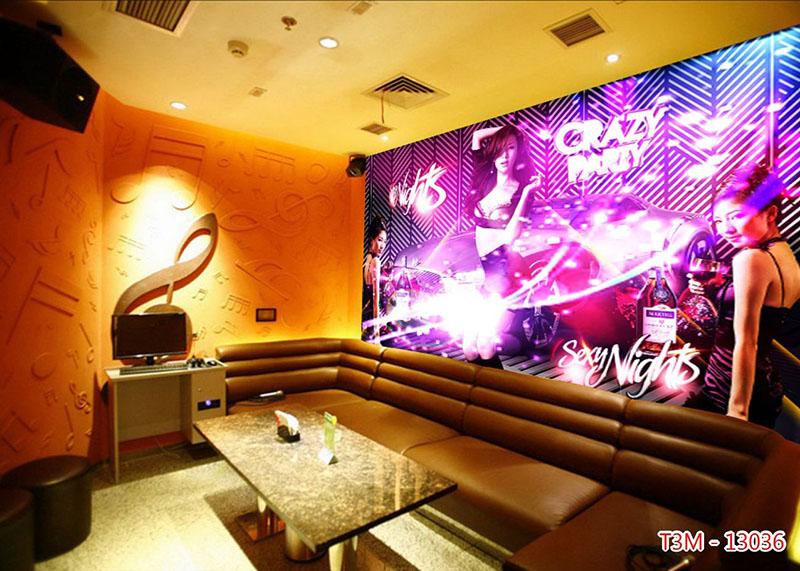 Tranh Quán Cafe Bar - CB1196